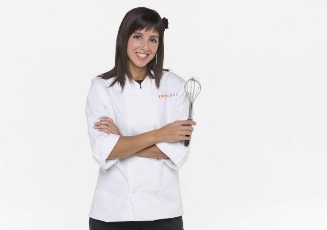 Naoëlle d'Hainaut gagnante de Top Chef 2013