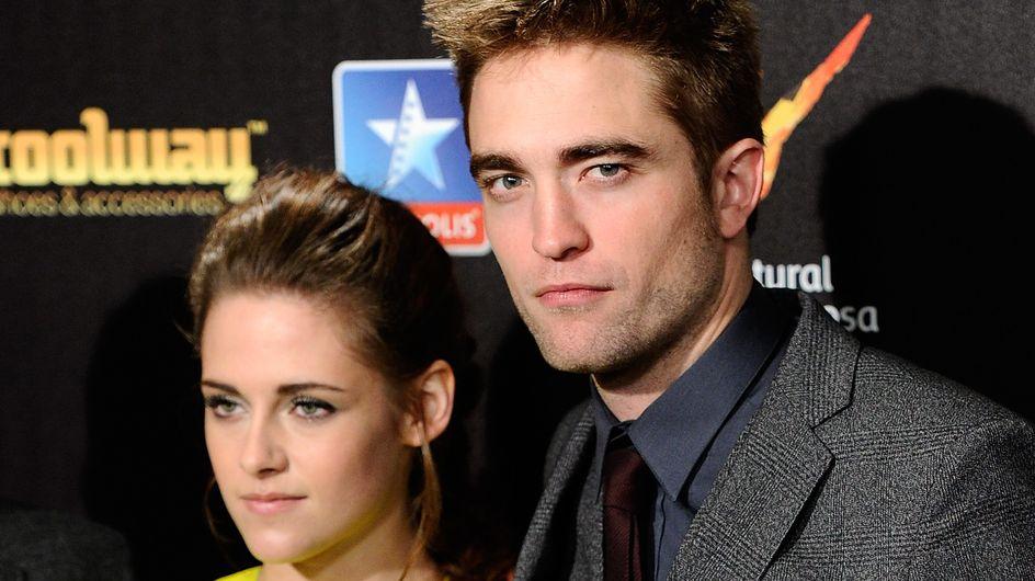 Robert Pattinson et Kristen Stewart : Addicts au sucre