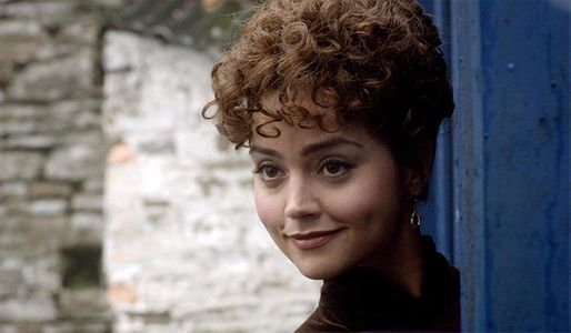 Jenna-Louise Coleman in Doctor Who Series 7 Episode 2