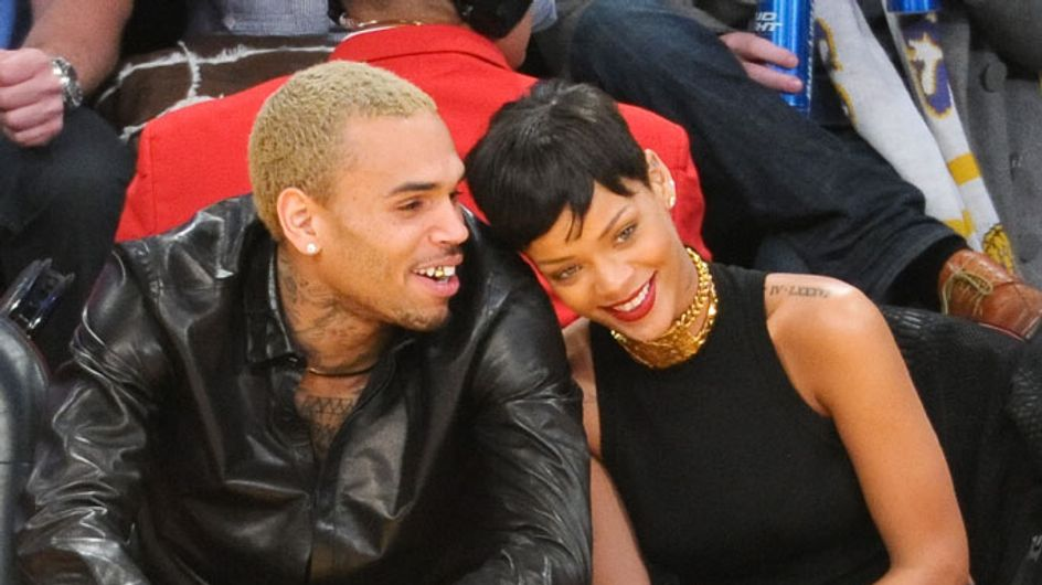 Chris Brown Twitter drama: Singer unfollows Rihanna after she kisses mystery man and follows Drake