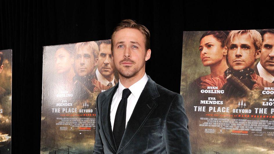 Ryan Gosling cherche des fesses…