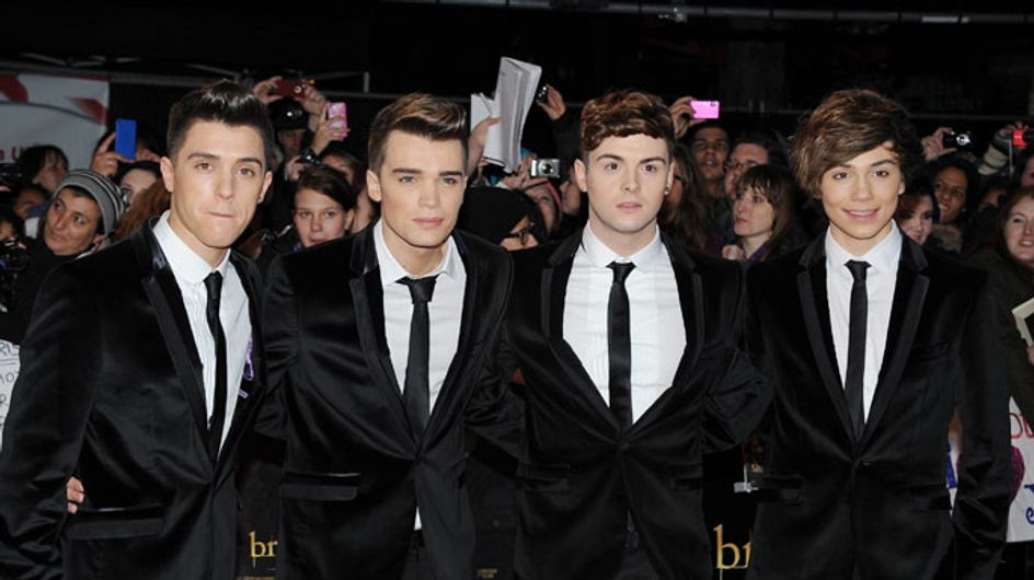 Union J unveil video for new single Carry You and cause Twitter storm
