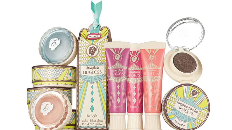 Benefit launch NEW Great Gatsby Deco Collection