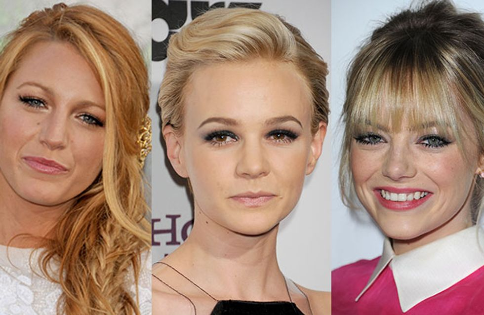Sexy hair colour ideas for blondes