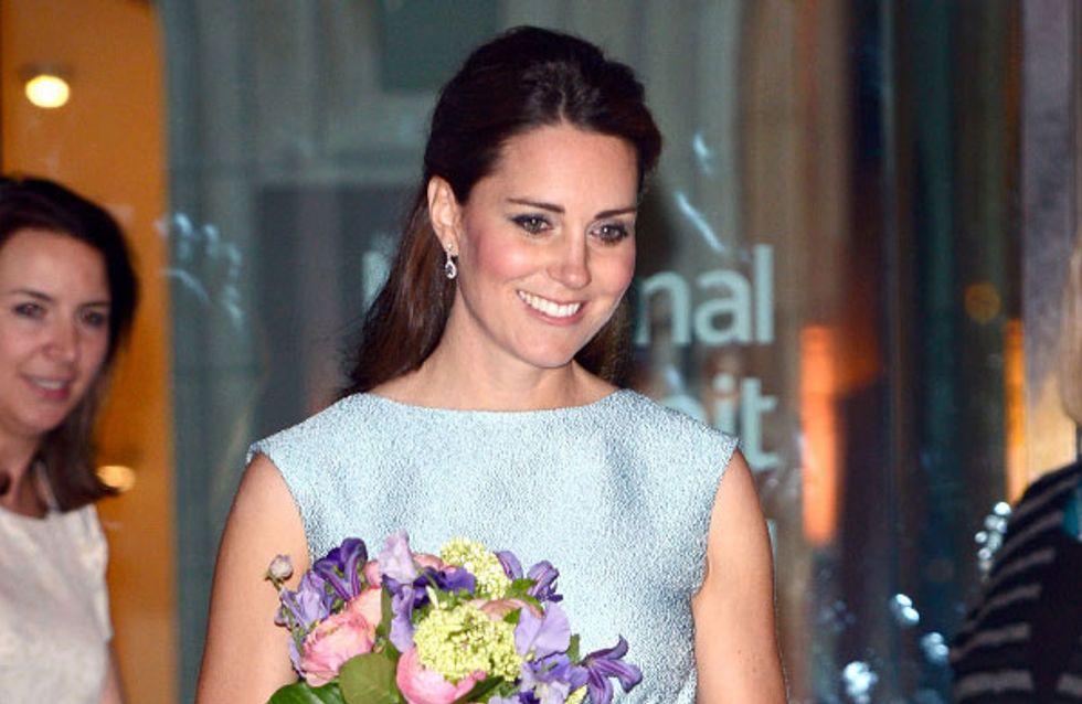 Kate Middleton enceinte : Si c'est une fille, ça sera Alexandra !