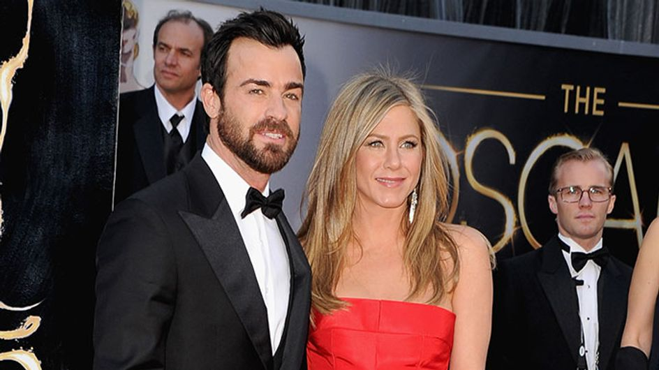 """Jennifer Aniston sparks more pregnant rumours as she """"postpones wedding to Justin Theroux"""""""