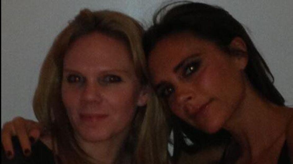 Victoria Beckham : Sa sœur, sa meilleure amie (Photo)
