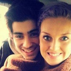 Zayn Malik gives Perrie Edwards a diamond ring as she hints she's ready to marry