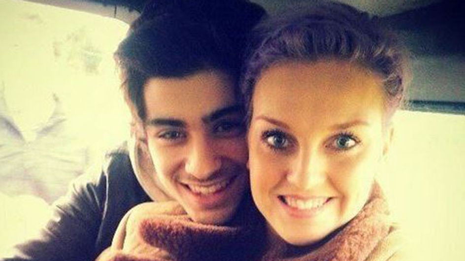 """Zayn Malik gives Perrie Edwards """"a diamond ring"""" as she hints she's ready to marry"""