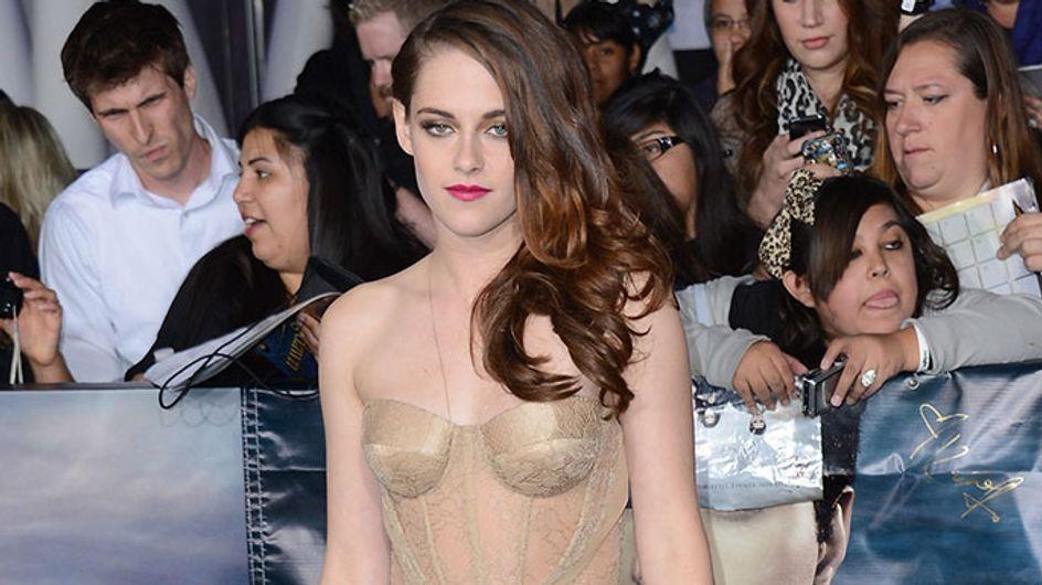 Kristen Stewart tops best dressed poll