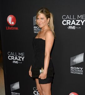 Jennifer Aniston complexée par son corps ! (Photos)
