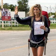 Pékin Express : Alexandra Rosenfeld, « être blonde m'a aidée pour le stop »