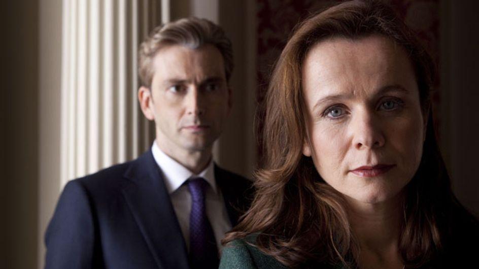The Politician's Husband: BBC expect backlash over David Tennant rape scene