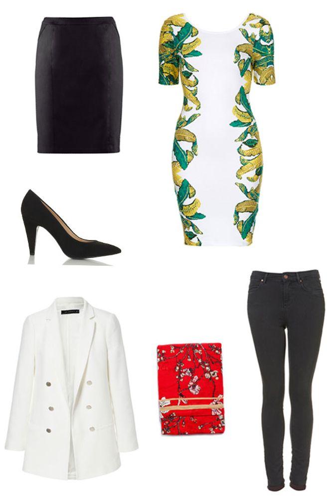 Six flattering wardrobe essentials every woman needs