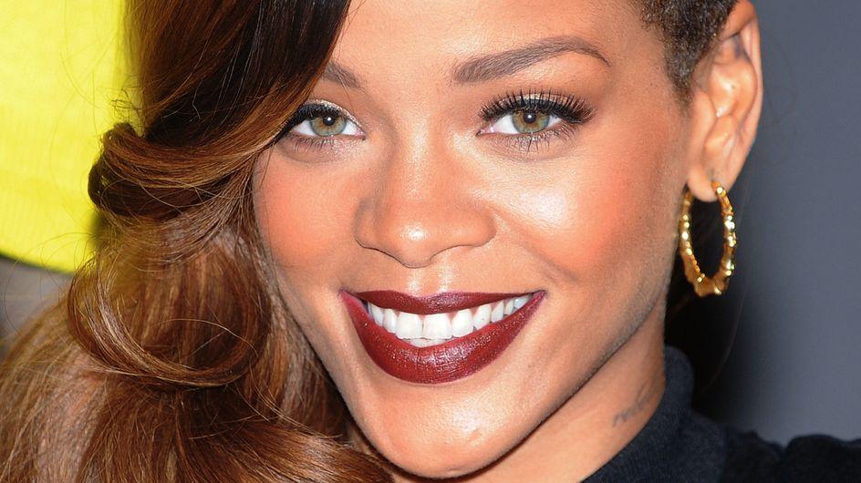 Rihanna lance son premier rouge à lèvres avec Mac