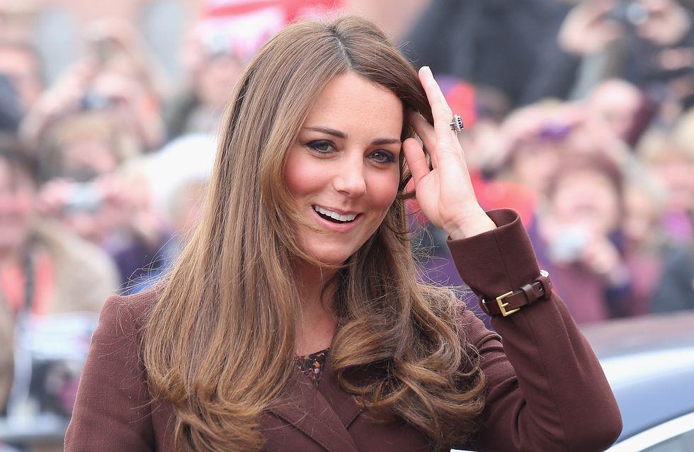 Kate Middleton : Elle ne veut pas de baby shower