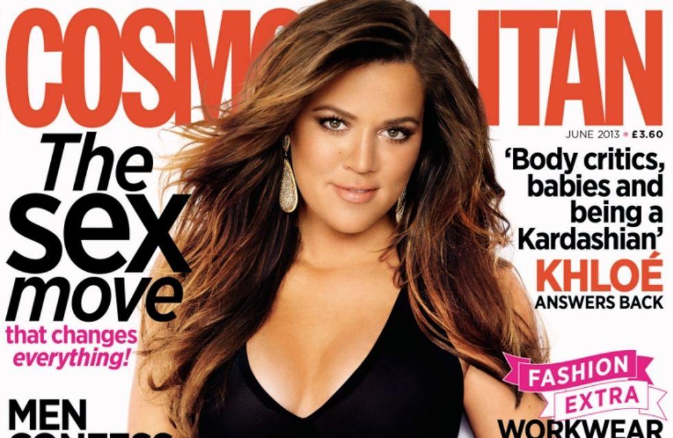 Khloé Kardashian : Elle assume enfin ses rondeurs