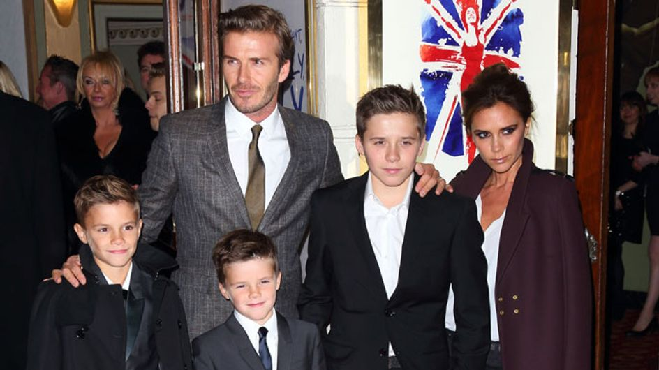David and Victoria Beckham on the hunt for permanent London home