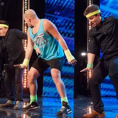 BGT 2013: Ant and Dec bust a move in funkasize routine