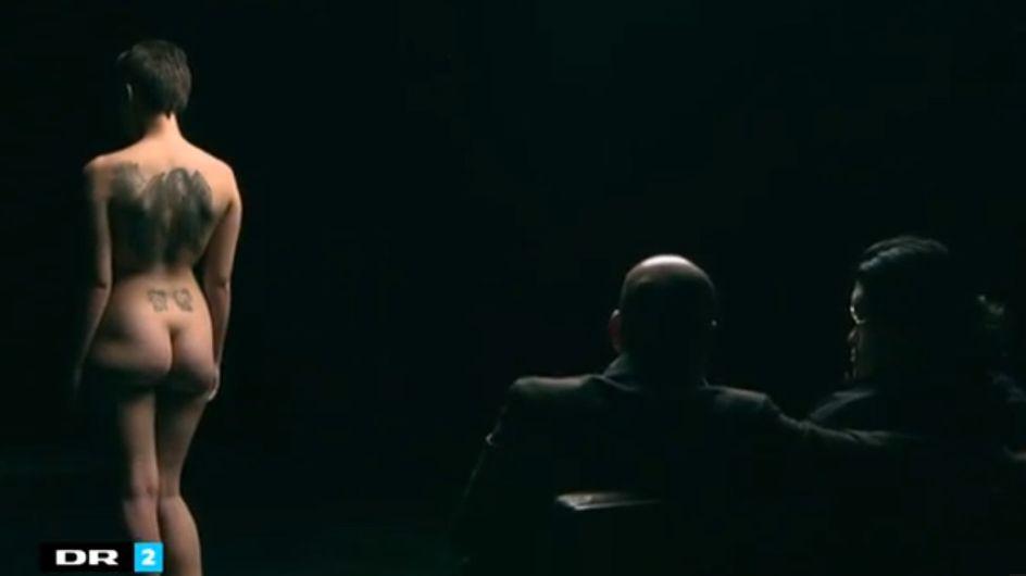 Un show télé dans lequel des hommes jugent les corps de femmes nues dérange (Vidéo)