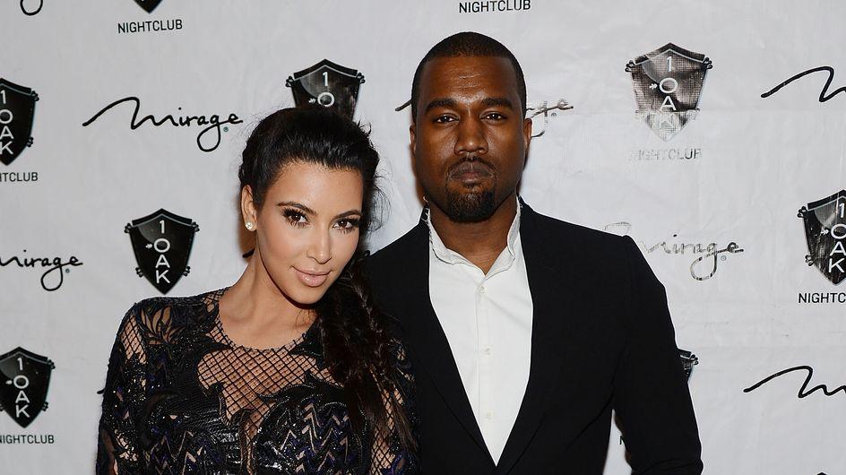 Kim Kardashian : Un mariage après la naissance de bébé ?