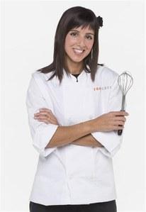 Naoëlle d'Hainaud Top Chef 2013