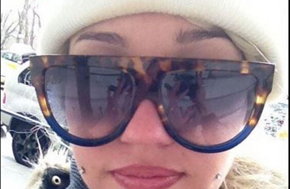 Amanda Bynes : Hystérique sur son tapis de course (Vidéo)