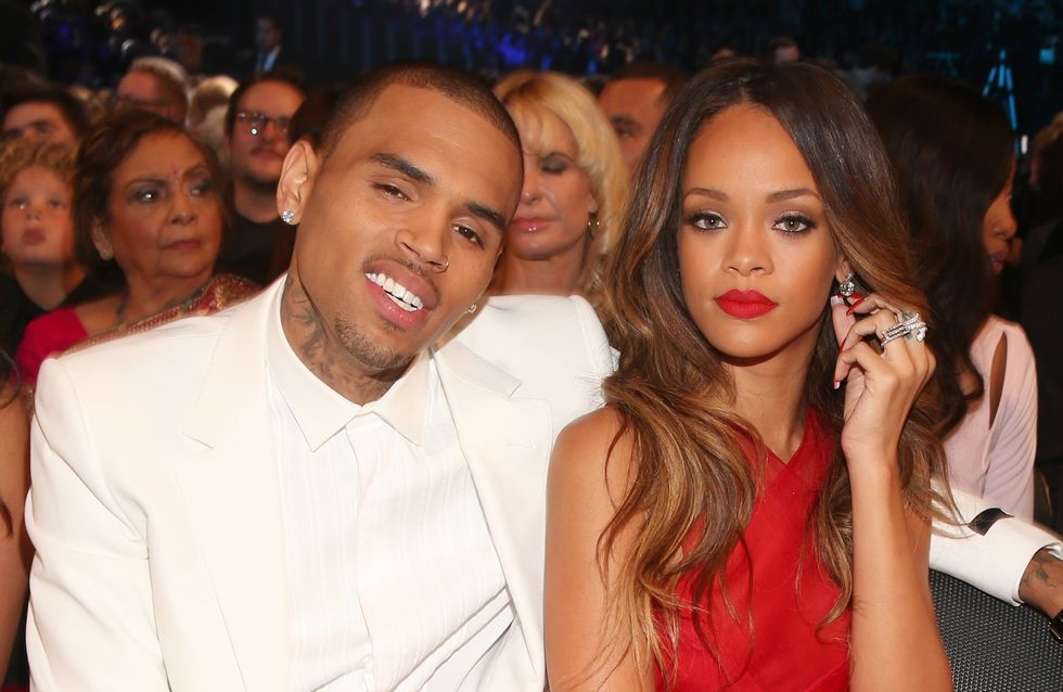 Chris Brown confirme sa rupture avec Rihanna