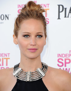 Jennifer Lawrence maquillage
