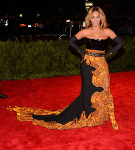 Beyoncé au Met Ball 2013