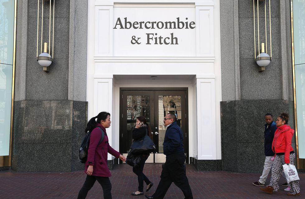 Abercrombie : Pas de vêtements au delà de la taille 38