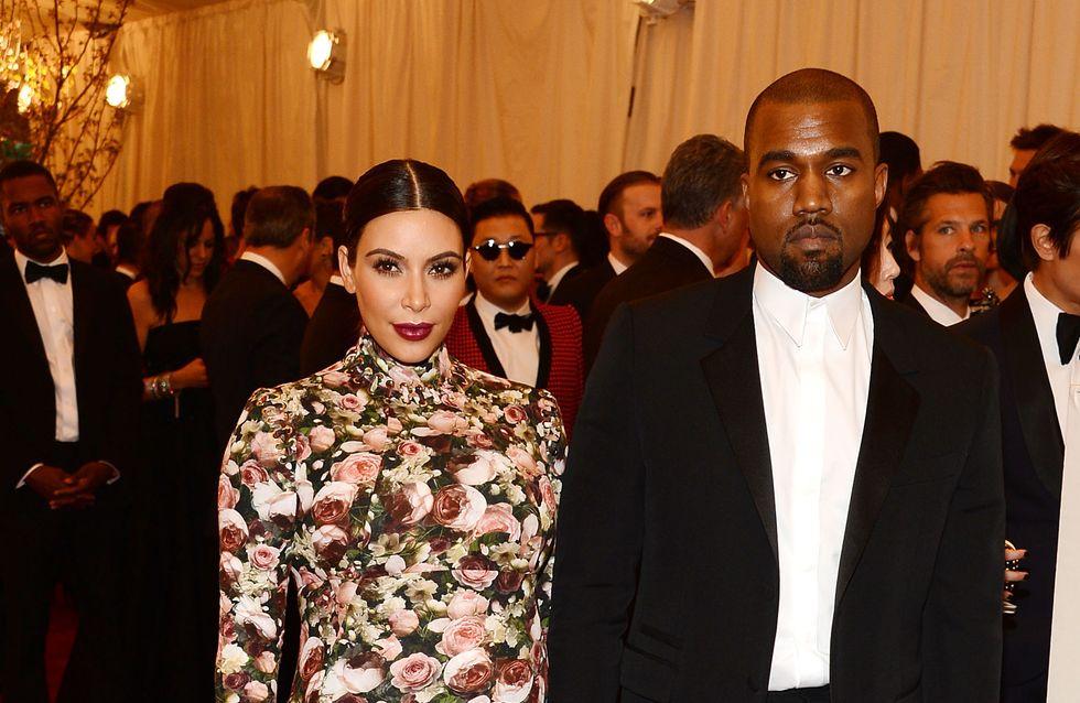 Kim Kardashian : Sa panique vestimentaire avant le Met Ball 2013