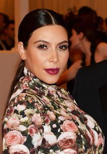 Kim Kardashian au Met Ball 2013