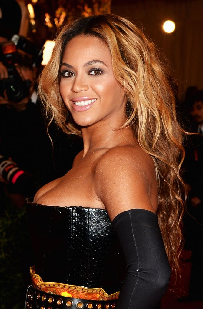 Beyoncé Knowles au Met Ball 2013