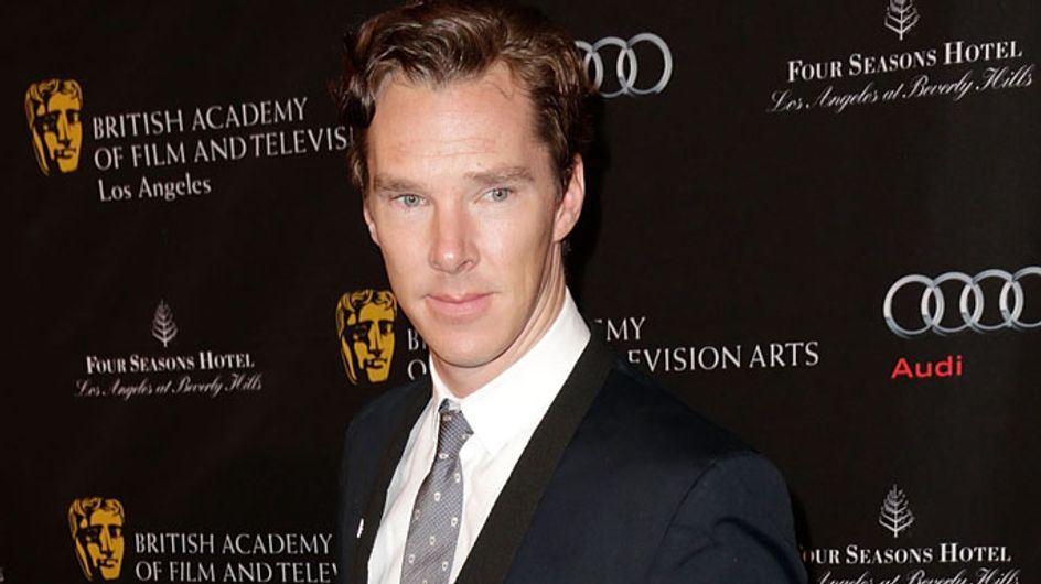 "Benedict Cumberbatch re-addresses his comments that Downton Abbey is ""atrocious"""