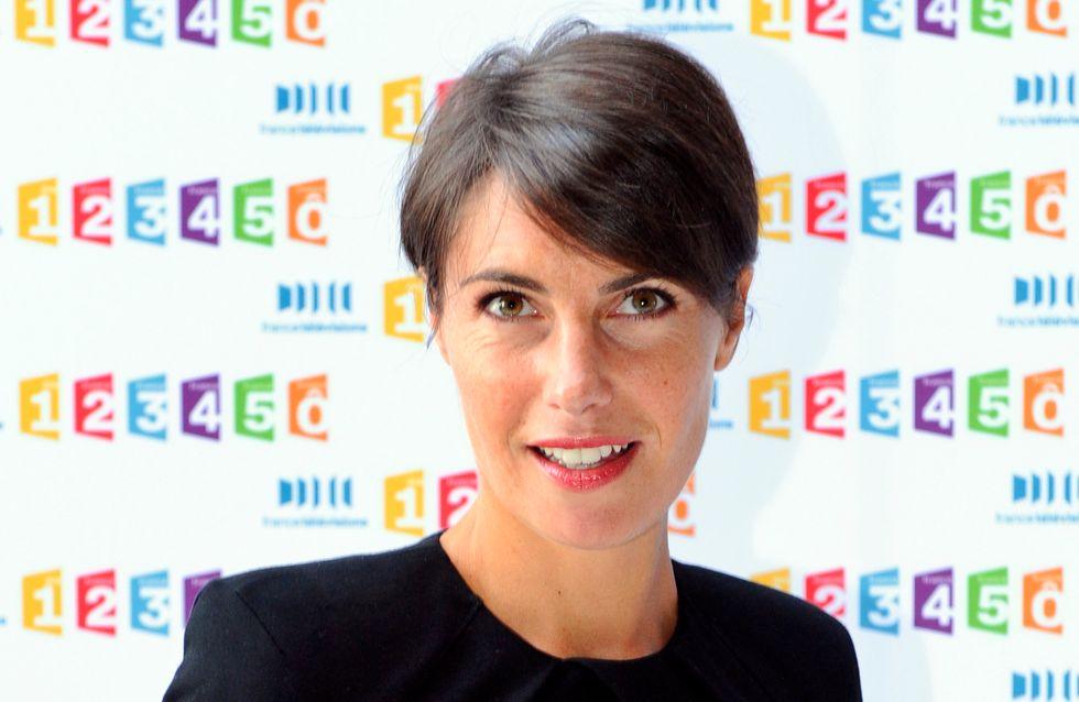 Alessandra Sublet quitte l'émission C à Vous