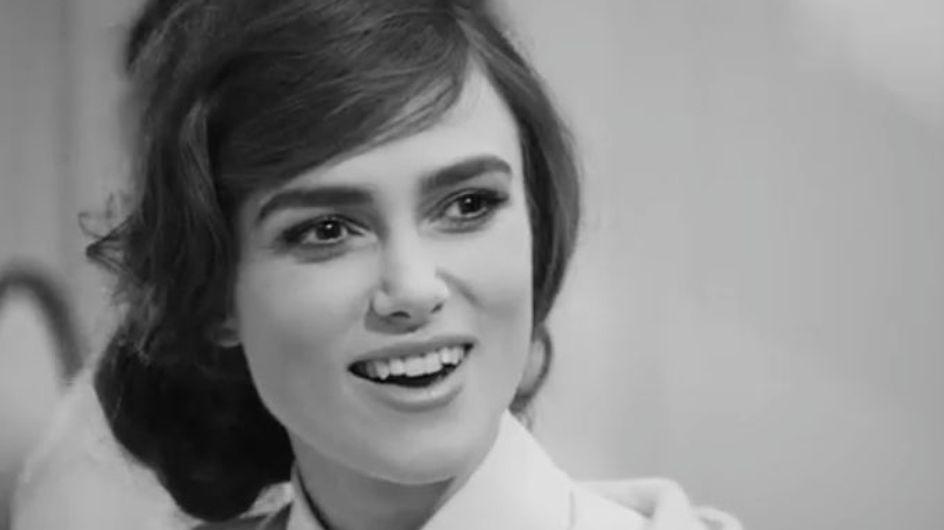 Keira Knightley : Superbe dans le film Chanel de Karl Lagerfeld (Vidéo)