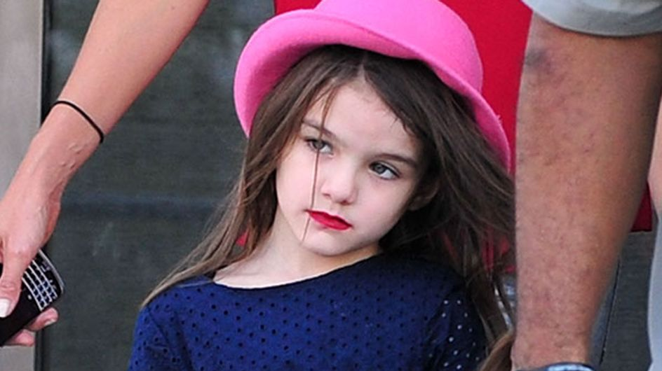 Suri Cruise to launch her own fashion line