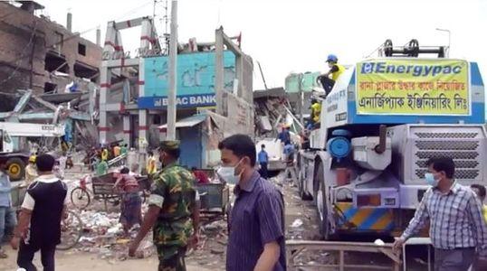 Bangladesh : Une survivante retrouvée 17 jours après l'effondrement