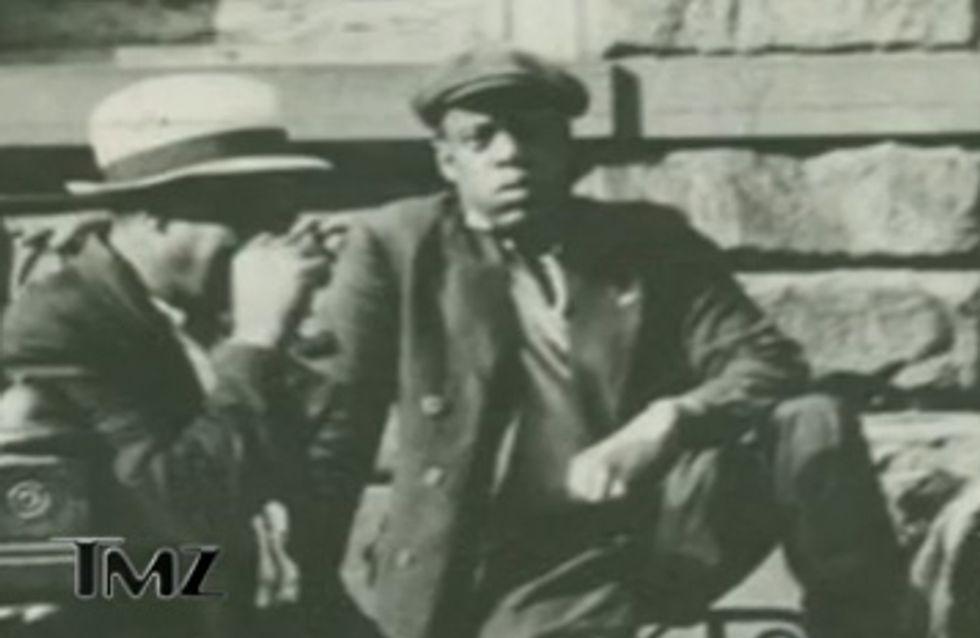 Jay-Z apparaît sur une photo datant de 1933... (Photo)
