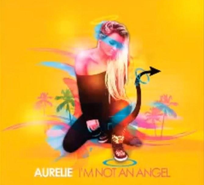 """""""I'm Not An Angel"""", le premier single de la belle Aurélie"""