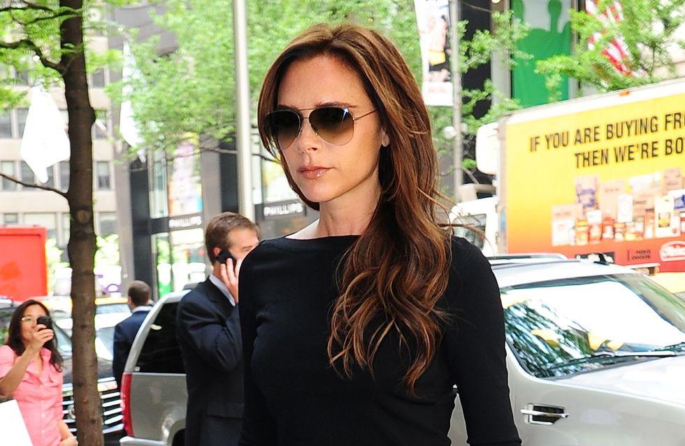 Victoria Beckham : Superbe pour shopper à New York