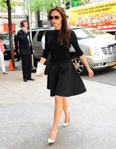 Victoria Beckham à New York