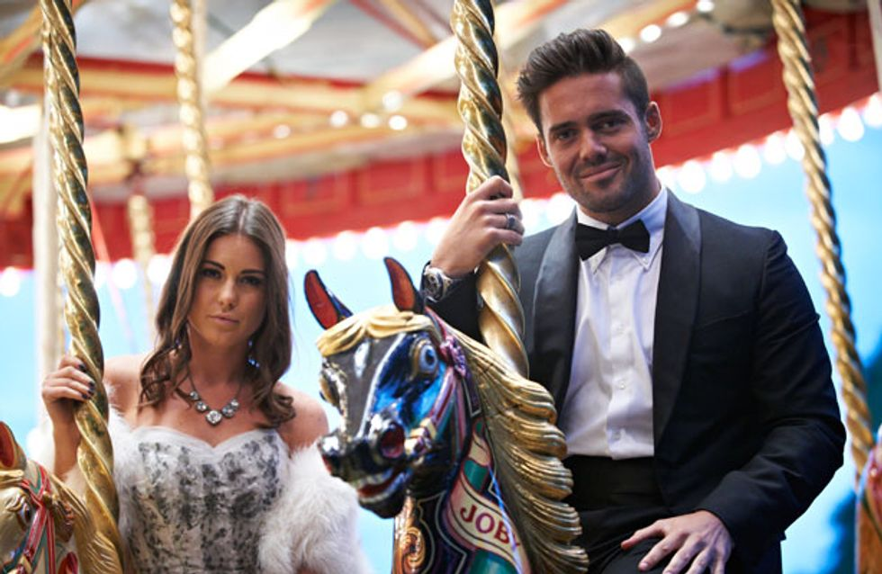 TV BAFTAs 2013: Made In Chelsea wins award for being posh