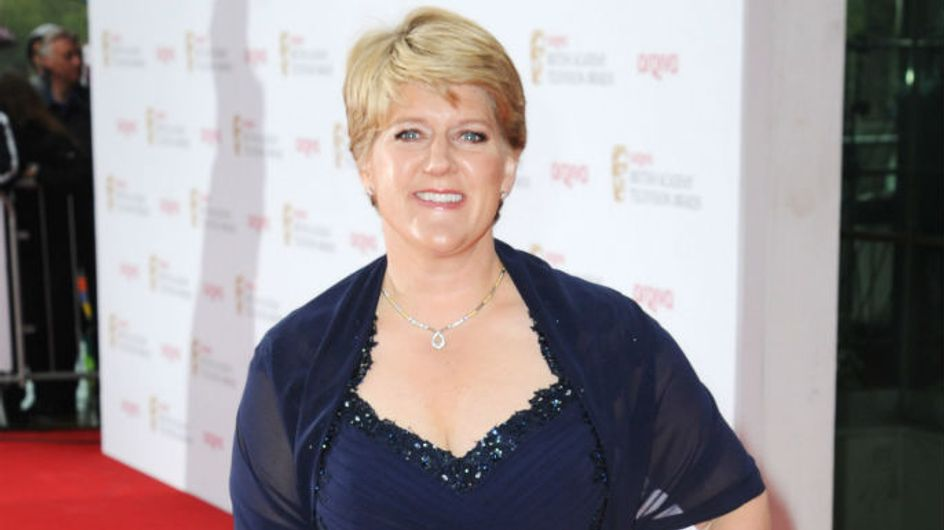 TV BAFTAs 2013: Clare Balding forgets her acceptance speech