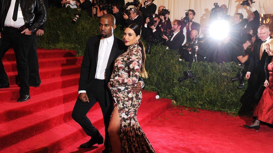 Kim Kardashian : Elle s'inquiète pour la vie de son bébé