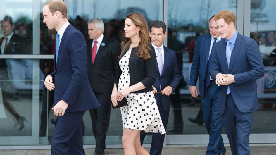 Kate Middleton baby news: Duchess' due date revealed?