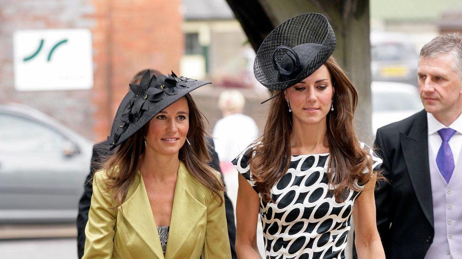 Pippa Middleton : Elle a osé le pyjama de ville (Photo)