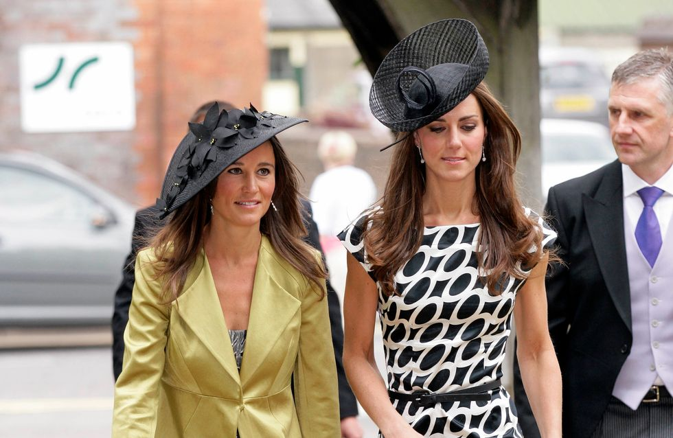 Pippa Middleton : Elle a osé le pyjama de ville (Photo)