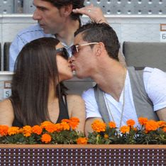 Cristiano Ronaldo et Irina Shayk : Toujours aussi amoureux (Photo)